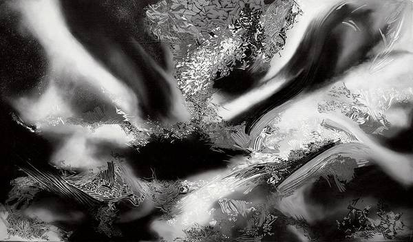 Painting - Noir Ocean by Bielen Andre