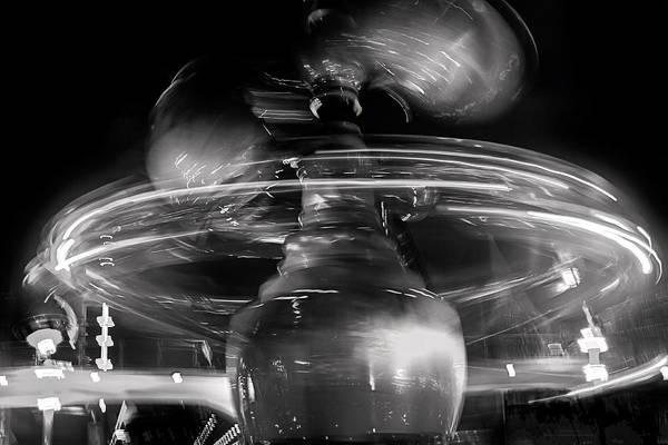 Photograph - Noir Warp by Denise Dube