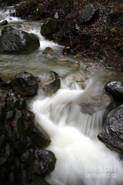 Photograph - Nojoqui Falls by Balanced Art