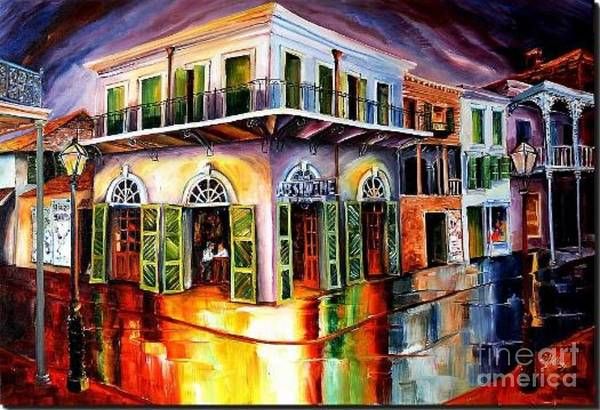 Mixed Media - Nola 4 by Dt