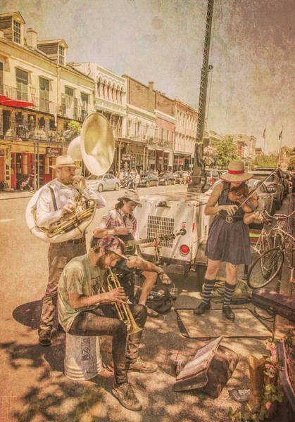 Photograph - Nola Memories by Jim Cook