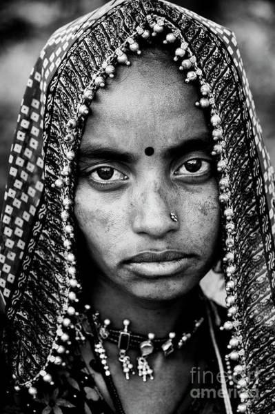 Photograph - Nomadic Woman by Tim Gainey