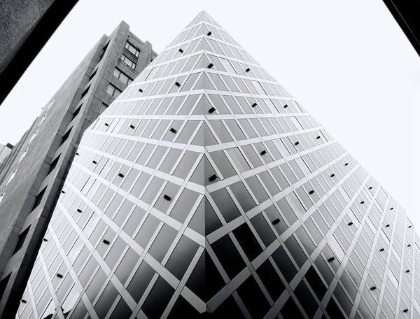 Wall Art - Photograph - Non-pyramidal by Wayne Sherriff