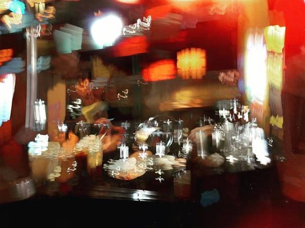 Vancouver Digital Art - Noodle Kitchen by Julius Reque