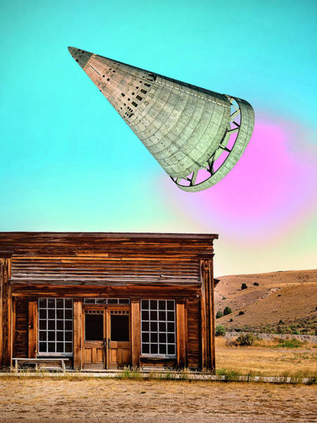 Wall Art - Photograph - Noon Stage To Yuma by Dominic Piperata