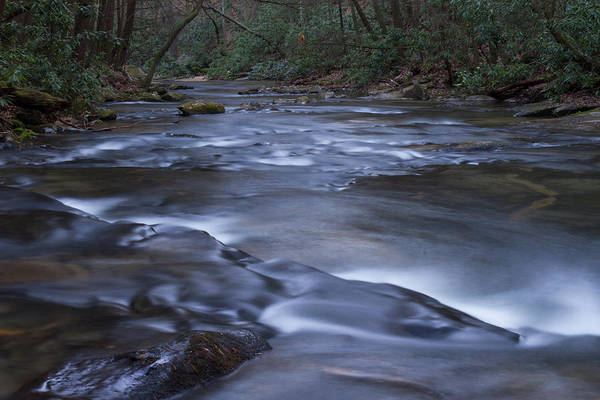 Photograph - Noontootla Creek #4 by Paul Rebmann