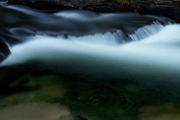 Photograph - Noontootla Flow And Swirl by Paul Rebmann