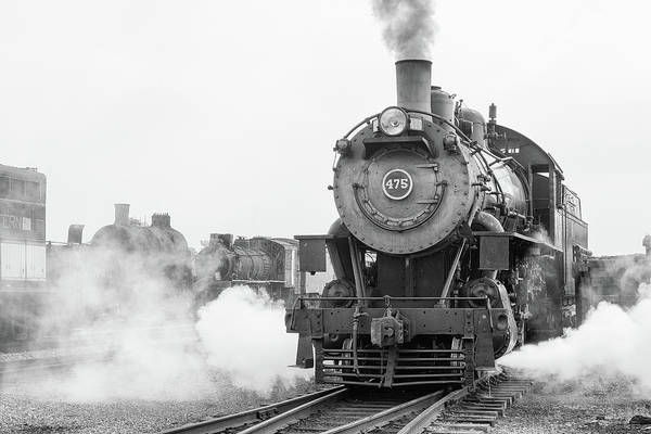 Wall Art - Photograph - Norfolk And Western 475 by Jeff Abrahamson