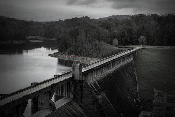 Photograph - Norris Dam by Sharon Popek