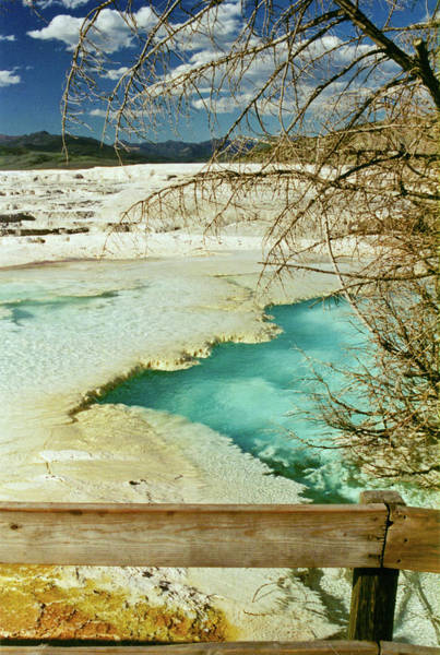 Art Print featuring the photograph Norris Hot Spring by Greg Norrell