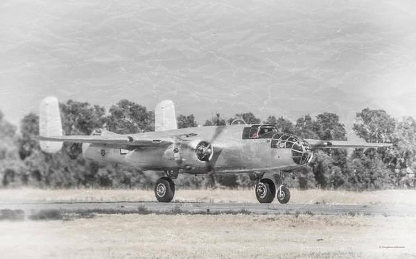 Photograph - North American B-25 by Douglas Castleman