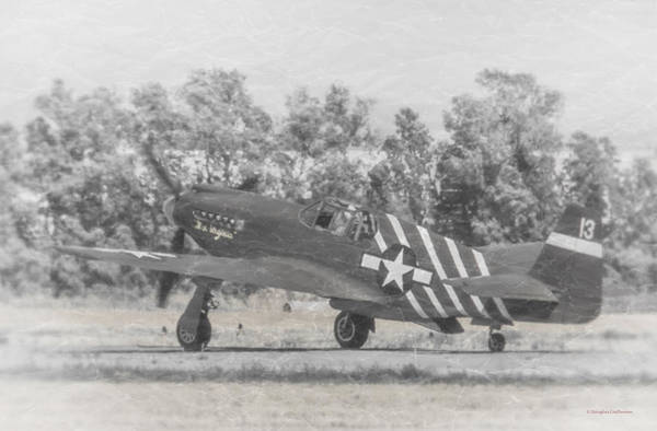 Photograph - North American P-51a Mustang by Douglas Castleman