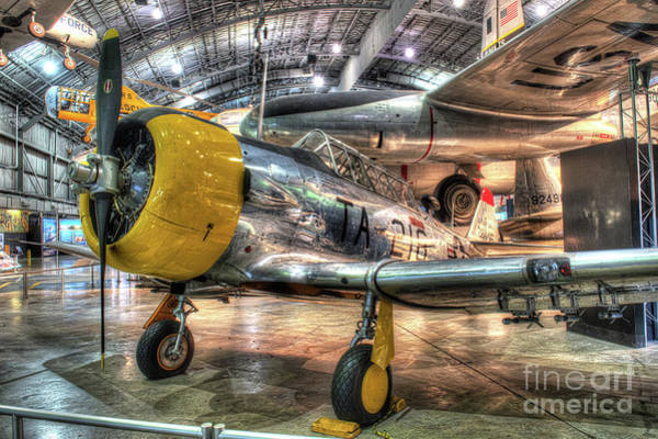 Star Wars 3 Wall Art - Photograph - North American T-6 Mosquito  by Greg Hager
