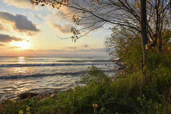 Photograph - North Beach Light by James Meyer