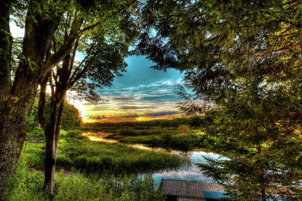 Photograph - North Branch Sunset by David Patterson