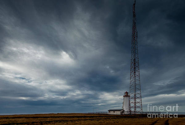 Photograph - North Cape Light by Roger Monahan