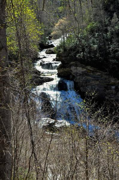 North Carolina Falls Art Print