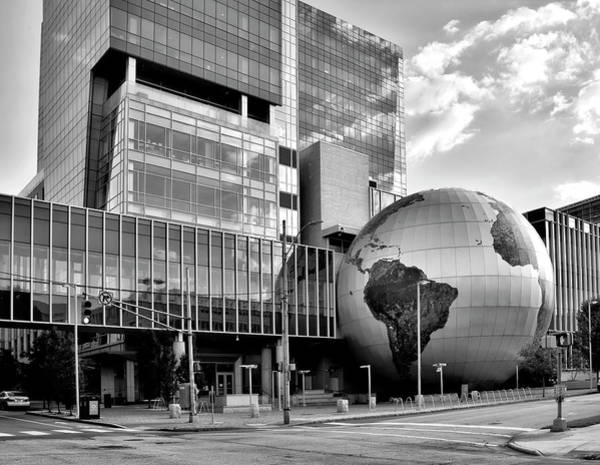 Downtown Raleigh Wall Art - Photograph - North Carolina Museum Of Natural Sciences by Brendan Reals
