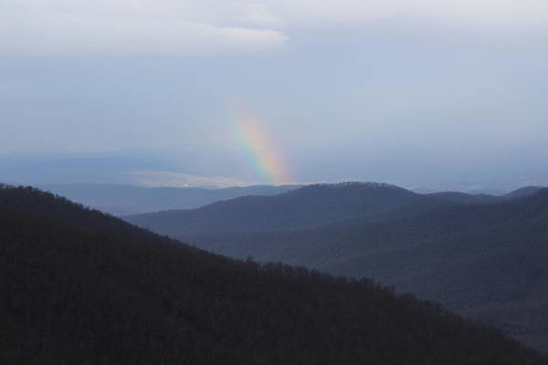Photograph - North Carolina Rainbows by Richard Parks