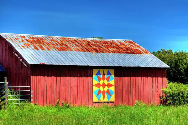 Photograph - North Carolina Star by Dale R Carlson