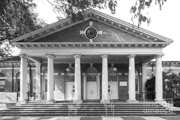 Photograph - North Carolina State University Leazar Hall by University Icons