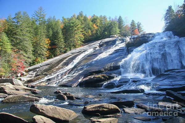 Photograph - North Carolina's High Falls by Kevin McCarthy