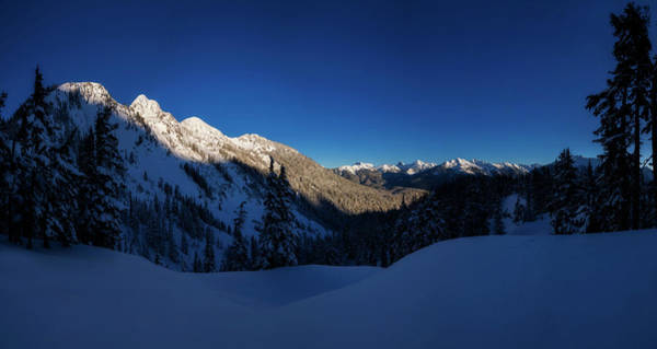 Snowshoe Photograph - North Cascades National Park by Pelo Blanco Photo