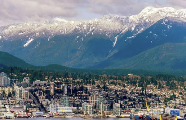 Canada Wall Art - Photograph - North Vancouver by Viktor Birkus