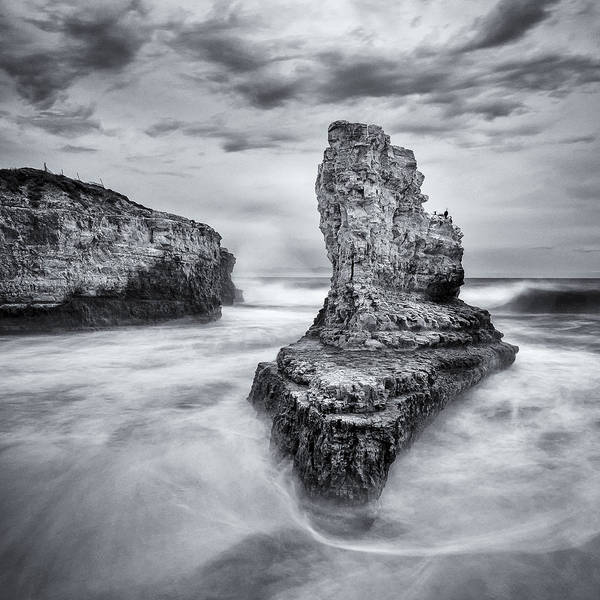 Wall Art - Photograph - North Coast Pinnacle 2 by Steve Spiliotopoulos