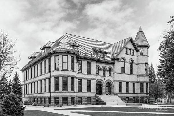 Photograph - North Dakota State University Administration by University Icons