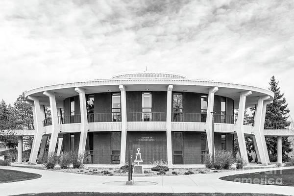 Photograph - North Dakota State University Engineering by University Icons