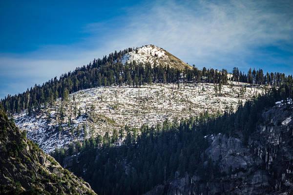 Photograph - North Dome Yosemite by Adam Rainoff