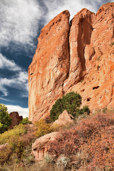 Photograph - North Gateway Rock - Garden Of The Gods by Kristia Adams