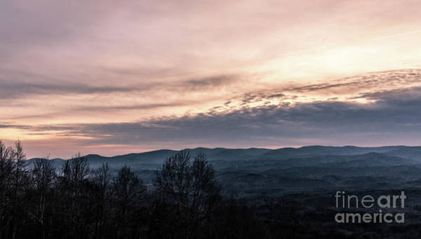 Photograph - North Georgia Mountains 2 by Andrea Anderegg