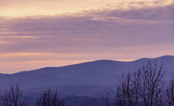 Photograph - North Georgia Mountains 7 by Andrea Anderegg