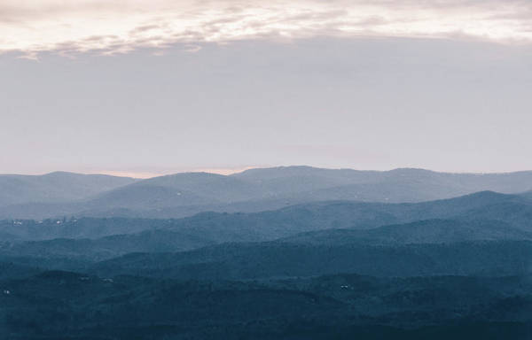 Photograph - North Georgia Mountains 8 by Andrea Anderegg