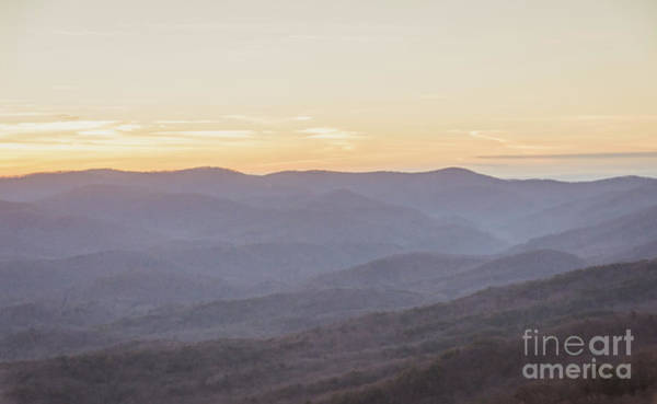 Photograph - North Georgia Mountains by Andrea Anderegg