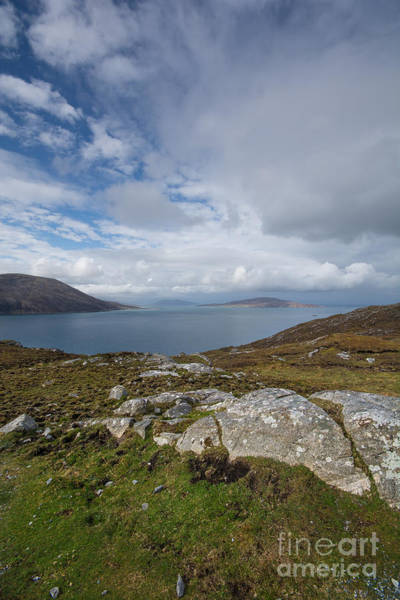 Scotland Photograph - North Harris Views by Smart Aviation