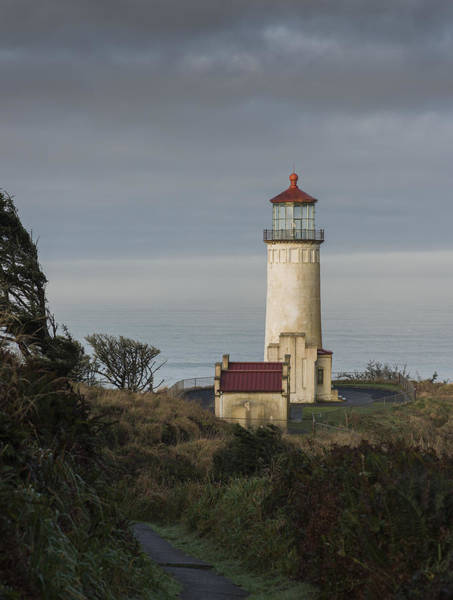 Photograph - North Head Lighthouse by Robert Potts