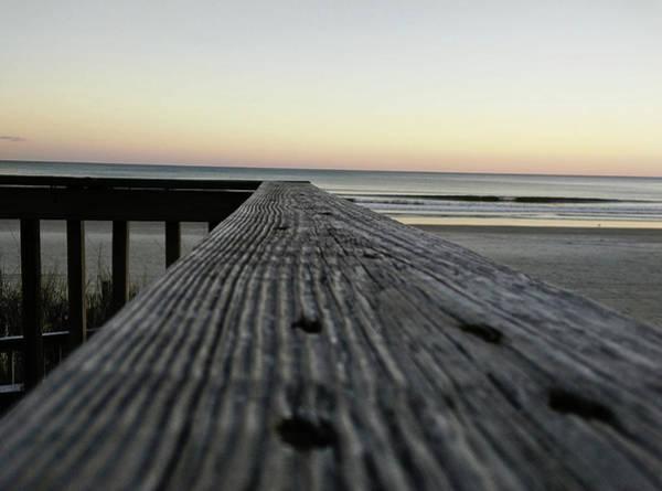 Photograph - North Myrtle Beach Evening by Robert Knight