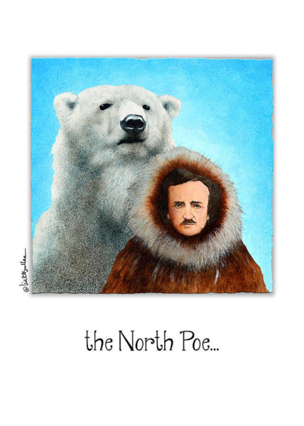 Painting - North Poe... by Will Bullas