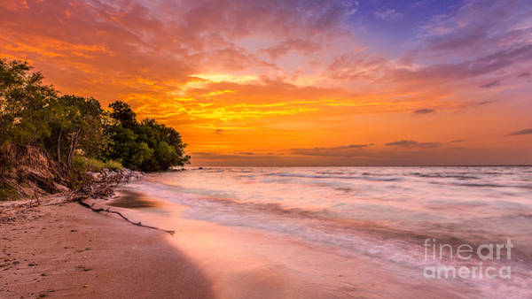 Wall Art - Photograph - North Point Sunrise by Andrew Slater