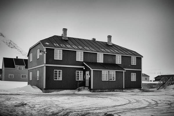Photograph - North Pole Hotel by James Billings