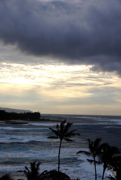 North Shore Morning Art Print by Thea Wolff