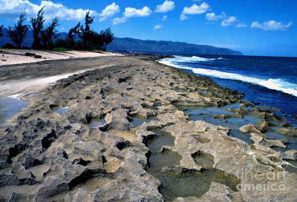 Photograph - North Shore Oahu by Thomas R Fletcher