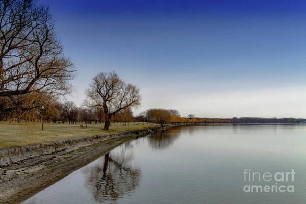 Photograph - North Shore Of Seneca Lake by William Norton