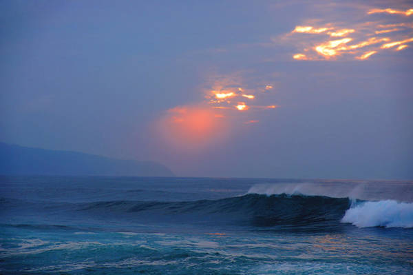 Wall Art - Photograph - Volcanic Sunset Hawaii by Kevin Smith