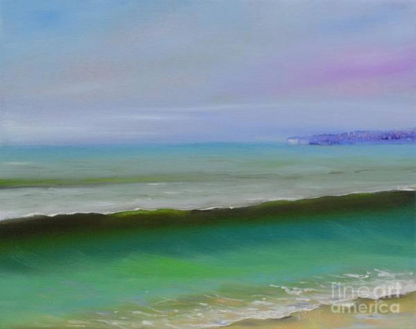 Painting - North To Dana Point by Mary Scott