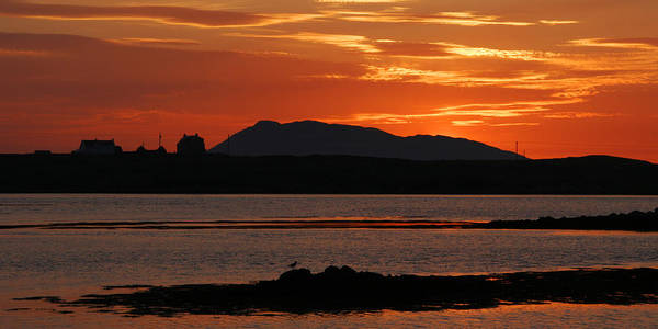 North Uist At Sunrise Art Print