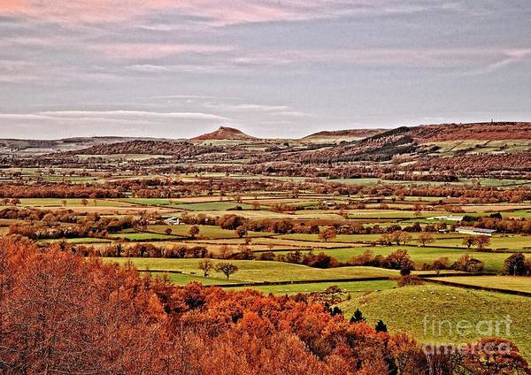 Photograph - North Yorkshire Landscape by Martyn Arnold